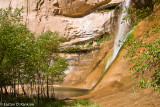 Lower Calf Creek Falls V