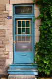 Blue Door at 4357