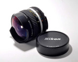 Nikkor 16mm F2.8 Fisheye