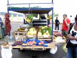 A stall in Sorrento