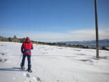 Robert on his mountain