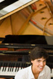 The Grand Piano And The Not so Little Pianist