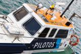 Harbour pilots vessel