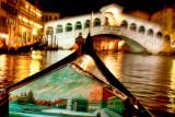 Arriving By Gondola