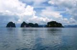 Assorted islands