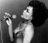 1980 - Singer Eartha Kitt