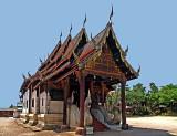 Prayer hall (wihan), Wat Buakkrok Luang