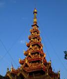 Pyatthat (Burmese style chedi)