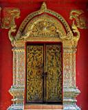 Door, Wat Loi Khro