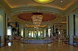 Lobby of the Dusit Thani Hotel