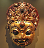 Rudin museum: mask