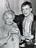 Helen Hayes and Mark Hamill