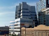 Asymmetrical building