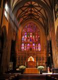 Trinity Church interior