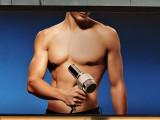 Billboard advertising Vaseline for Men