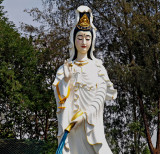 Image of Kuan Yin (Goddess of Mercy)