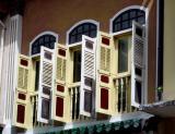 Shophouse shutters
