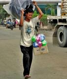 Walking into Cambodia
