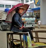 Riding into Cambodia