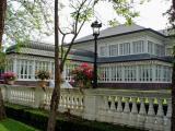 The-Garden-of-the-Secured-Land (Uthayan Phumisathian) Palace, back side