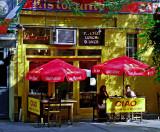 Restaurant on MacDougal Street