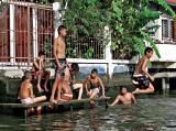 Boys swimming #1