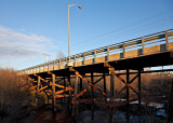 Atim Road bridge over Store Creek