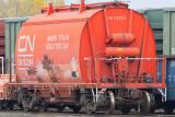 CN Scale car in Englehart