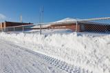 Bishop Belleau Separate School from Bay Road