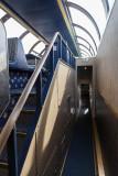 Corridor in dome Otter Rapids 900 at Moosonee 2012 September 12th.