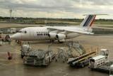 Ile de la Réunion - Notre vol en Boeing 777