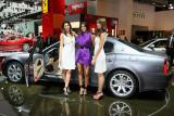 Mondial de l'Automobile 2008 - Sur le stand Maserati