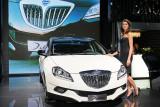 Mondial de l'Automobile 2008 - Sur le stand Lancia
