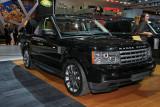Mondial de l'Automobile 2008 - Sur le stand Range Rover