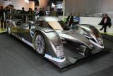 Mondial de l'Automobile 2008 - Sur le stand Peugeot