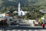 Dans le village de Cilaos