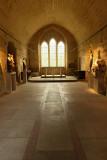 Visite de l'abbaye cistercienne de Royaumont (Val-d'Oise)