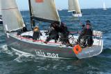 Spi Ouest France 2009 - Photos de INIS MOR - LA TRINITAINE le KER 39 classé 3ème en IRC 1