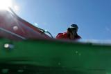 Mon ami Yvon pris lors de nos essais avec ma housse Ewa Marine, le photographe photographié !