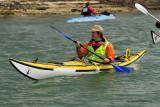 Kayak Golfe 2009 - Course de kayaks de mer dans le golfe du Morbihan