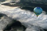 Lorraine Mondial Air Ballons 2009 - Décollage avant le lever du soleil le mardi 28 juillet