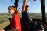 Lorraine Mondial Air Ballons 2009 - Mon vol du soir du mardi 28 juillet