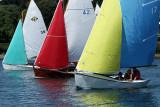 Festival de la Voile de l'Ile aux Moines 2009 dans le golfe du Morbihan