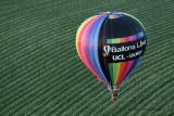 Hottolfiades 2009 - Rassemblement de ballons à Hotton - Vol du dimanche soir