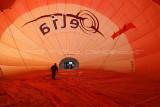 Hottolfiades 2010 - Rassemblement de ballons à Hotton - Vol du dimanche matin