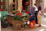 Promenades dans les rues d'Assouan, l'obélisque inachevé, le cimetière musulman, et visite du jardin botanique