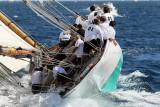 Voiles de Saint-Tropez 2012 - Yachts regattas at Saint-Tropez