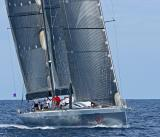 Mari Cha IV, the fastest monohull in the world