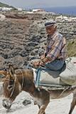 Santorini main village : Phira and around