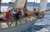 Voiles de Saint-Tropez 2005 - Voiliers de tradition - Sunshine